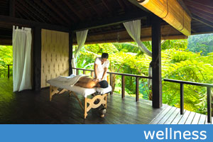Luxury spa and wellness holidays and retreats, tailormade travel by Endless Blue